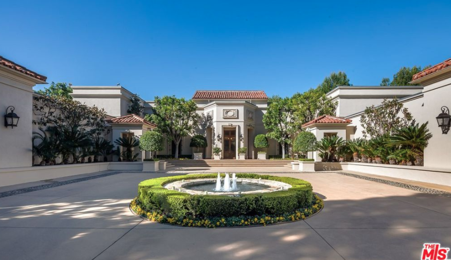 Beverly Hills Estate Re Listed For 110 Million Homes Of