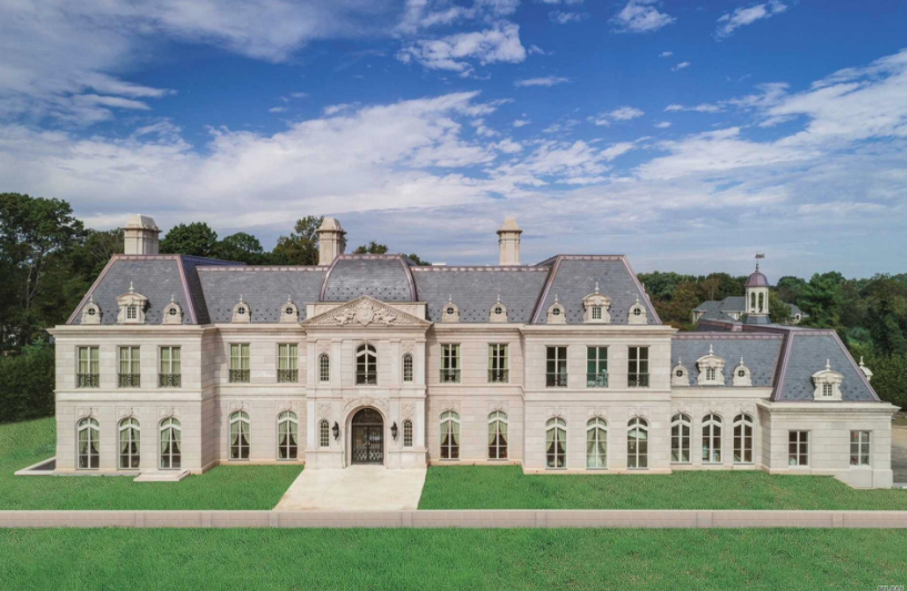 60 Million Newly Built Versailles Inspired Mansion On