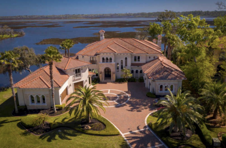 Homes Of The Rich For The Mansion Obsessed