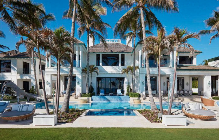Elin Nordegren Lists Florida Mansion For 49 5 Million