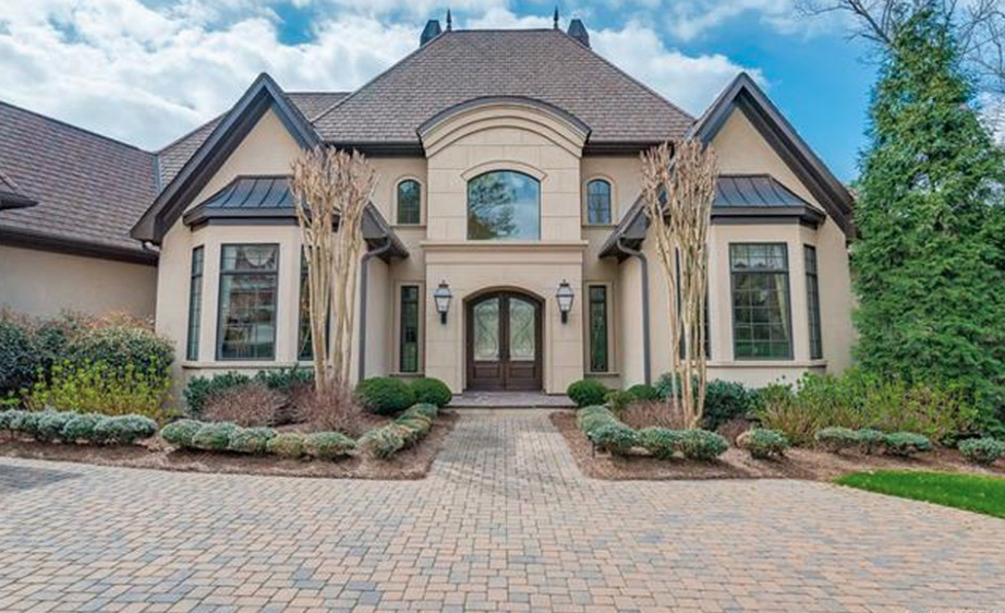 Million Lakefront Home In Charlotte North Carolina