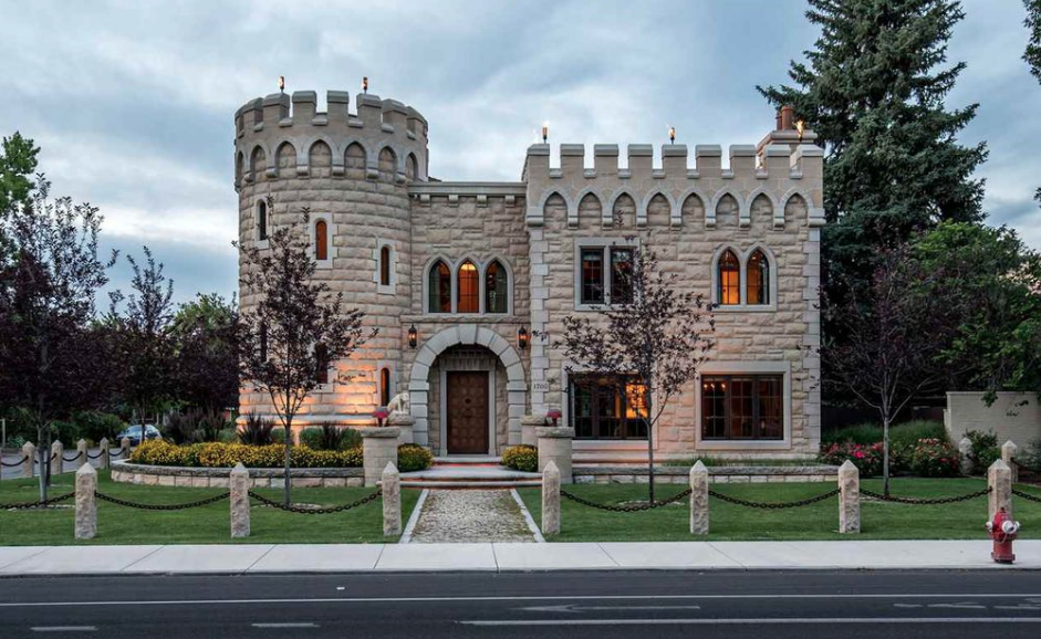 Castle Like Home In Boise Idaho Accepts Bitcoin Homes