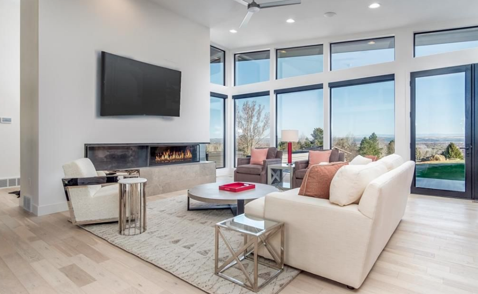 Contemporary Style New Build In Billings, Montana | Homes of the Rich