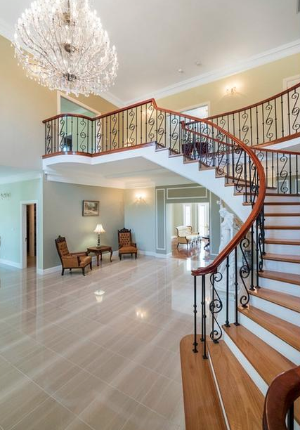 Foyer Wales Home : Foyer homes of the rich