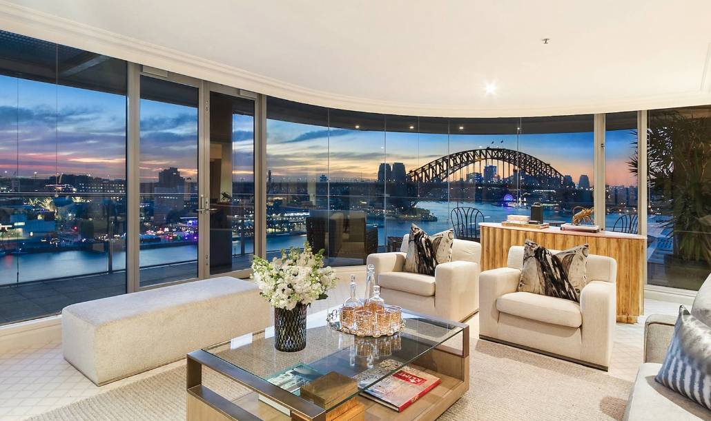 Apartment In Sydney, Australia With Amazing Views | Homes ...