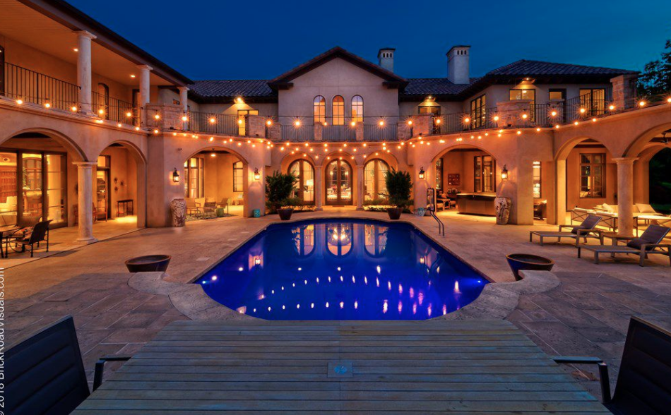 15 000 Square Foot Mansion In Fayetteville Arkansas