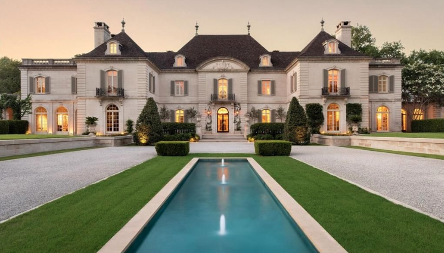 Dallas Crespi Estate Re Listed For 38 5 Million Homes