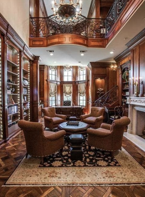 16 000 Square Foot French Style Mansion In Dallas Texas
