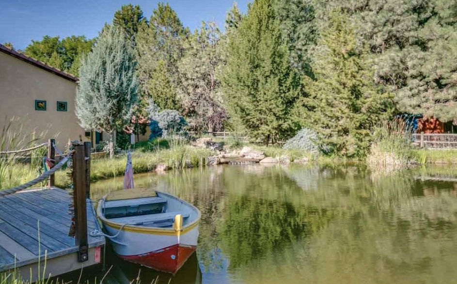 Idaho Estate With Attached Guest House Amp Pond Homes Of