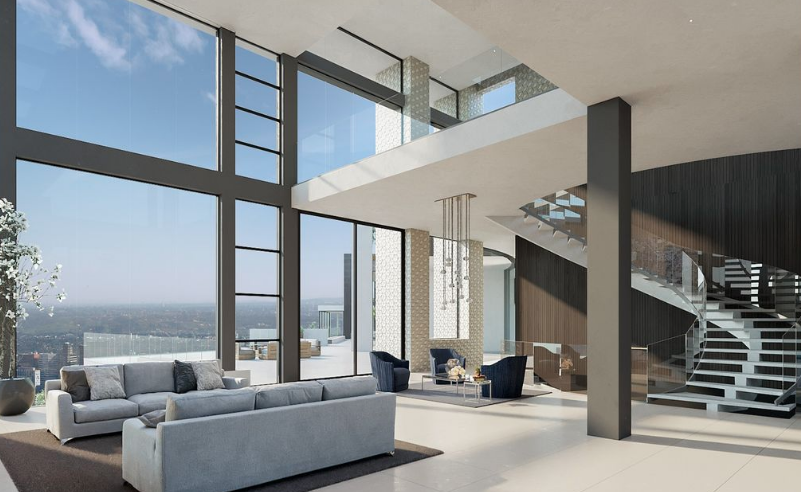 31 000 Square Foot Proposed Mega Mansion In Los Angeles