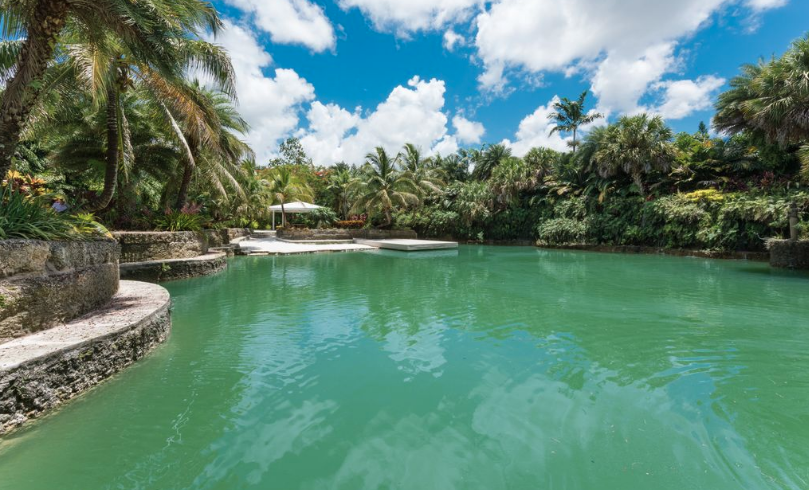 10 Acre Florida Estate With Amazing Man Made Lagoon
