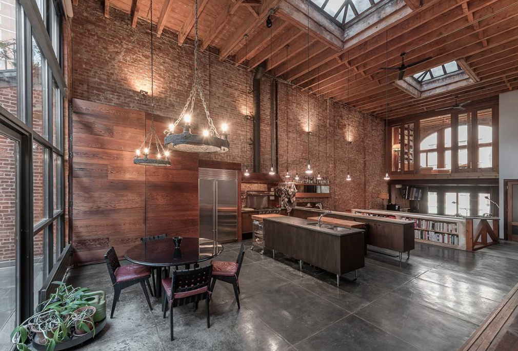 18 5 Million Converted Warehouse Townhouse In Nyc Floor