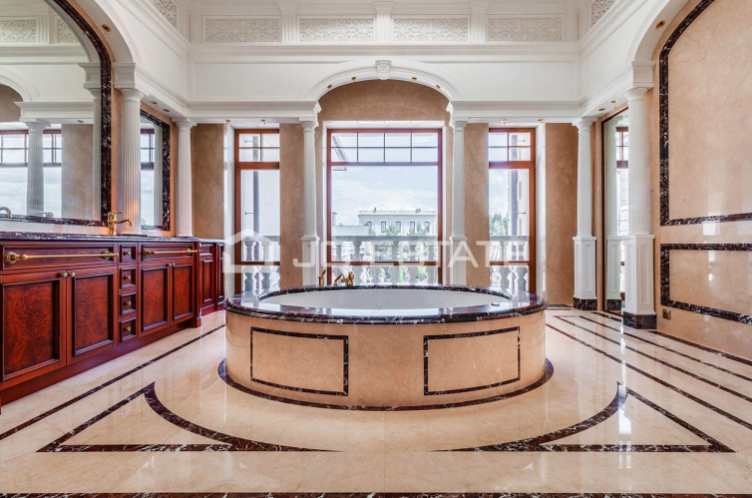 27 000 Square Foot Mega Mansion In Moscow Russia Homes