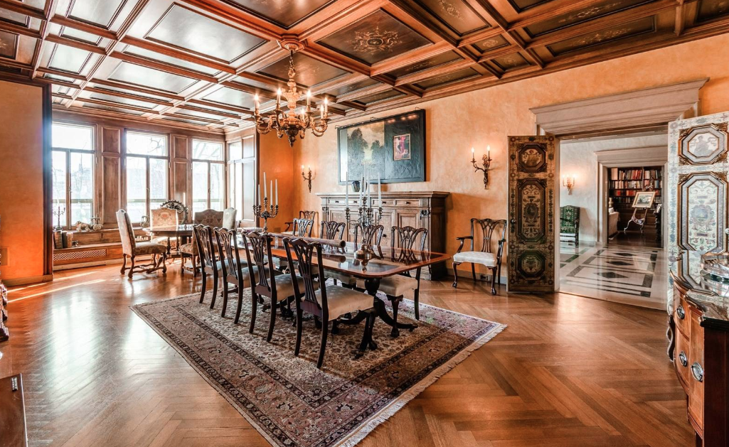 Historic 40 Million Mansion In Montreal Canada Homes