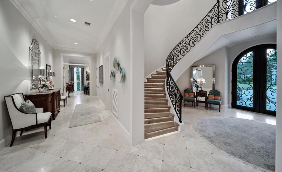 15 000 Square Foot French Style Mansion In The Woodlands