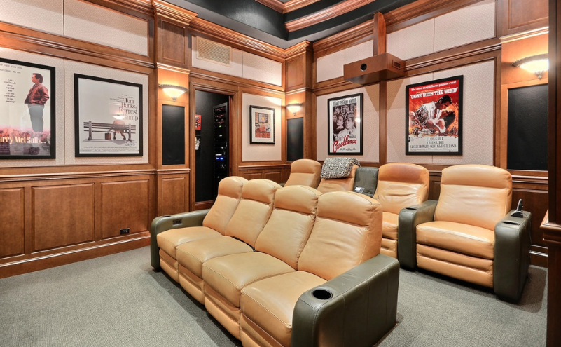 Mediterranean style country club home in boca raton florida homes of the rich for Living room theater boca raton