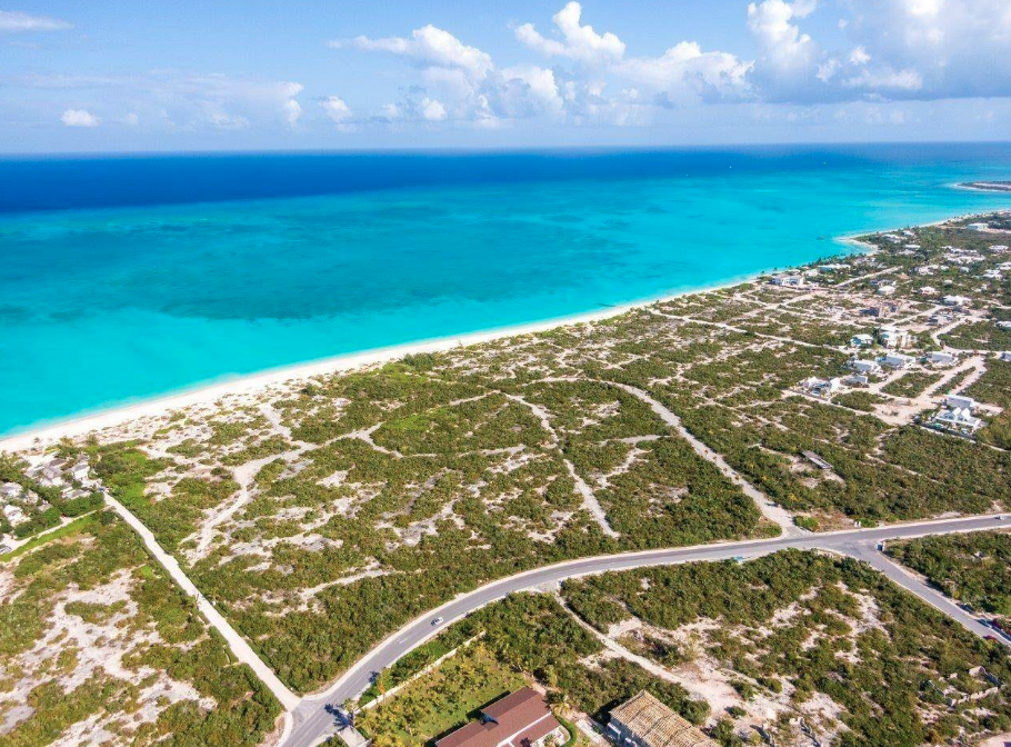 $65 Million Beachfront Lot In The Turks And Caicos Islands