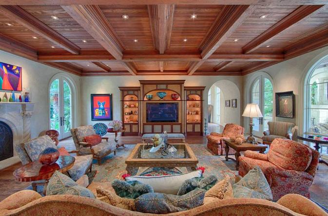 Mega Mansion On 30 Acres In San Antonio, Texas