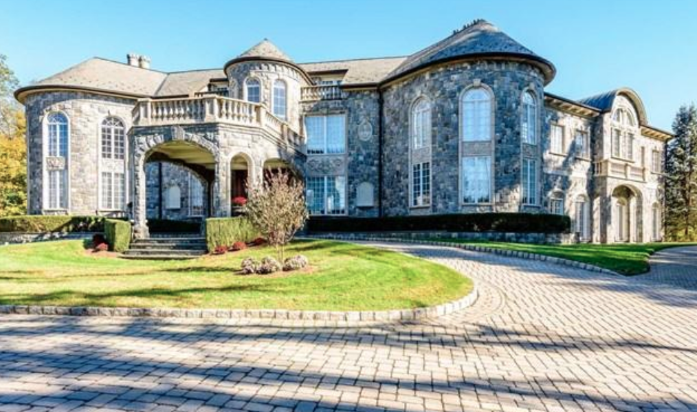 $30 Million New Jersey Mansion To Be Auctioned Off