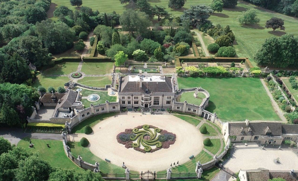 Historic 247 Acre Estate In Peterborough, England | Homes of the Rich