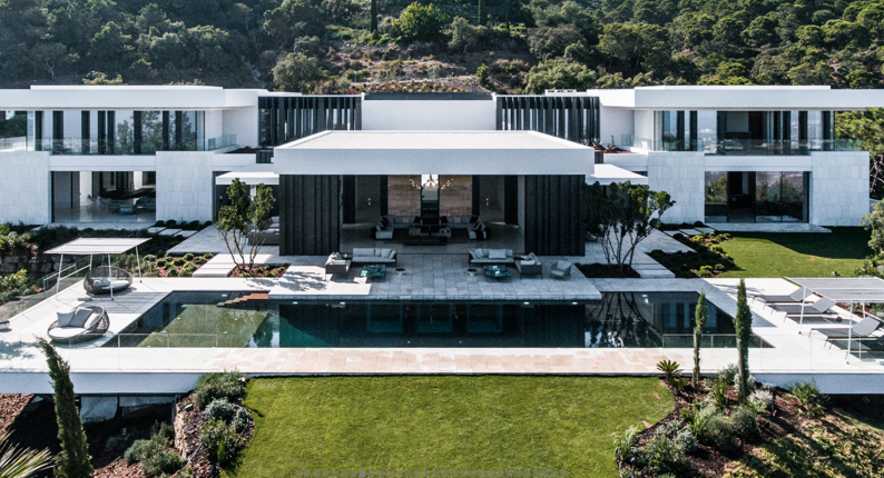 32 Million Modern New Build In La Zagaleta Spain Homes