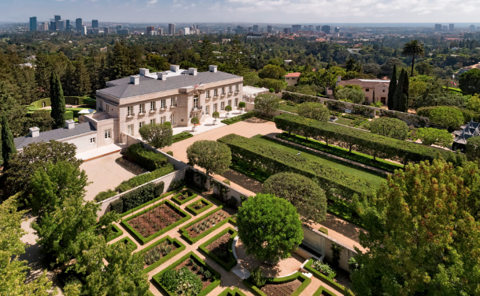 Bel Air's Chartwell Estate Sells For A Reported $150 Million