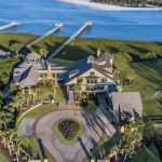 Waterfront Home On 10 Acres In Wilmington, North Carolina With Indoor Pool