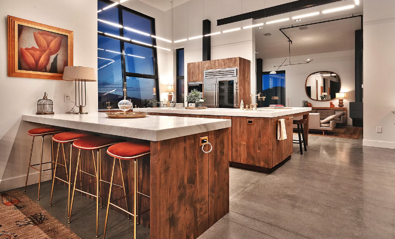11 5 Million Contemporary Mountaintop Home In Park City