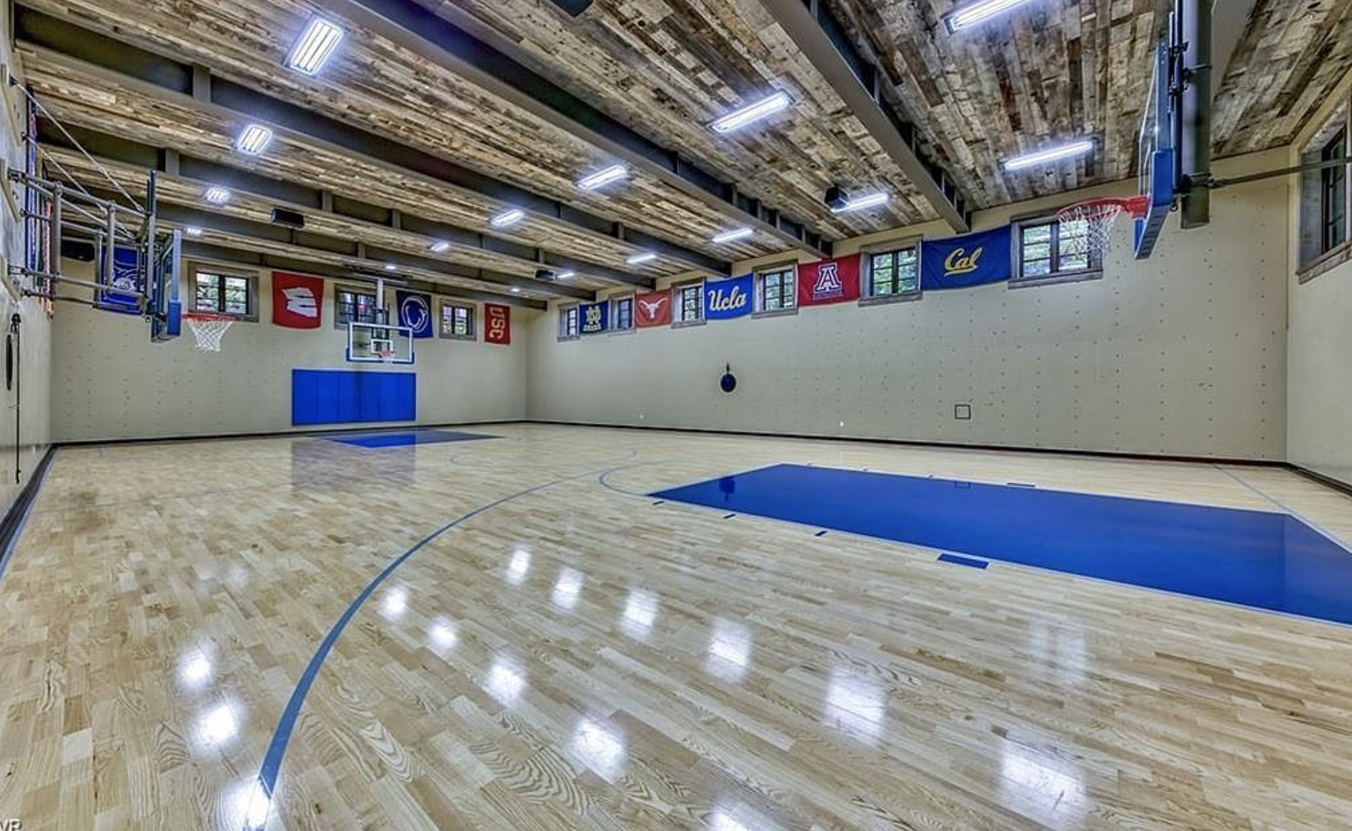 14 Million Nevada Home With Indoor Basketball Court Indoor Pool Homes Of The Rich