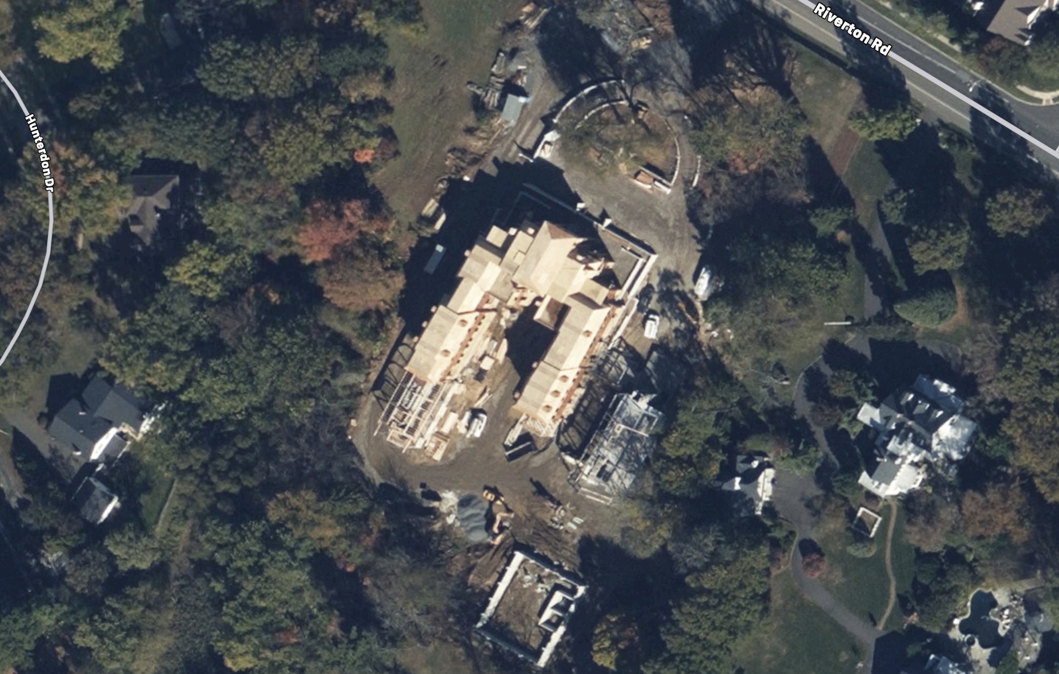 44,000+ Square Foot Mega Mansion Being Built In New Jersey